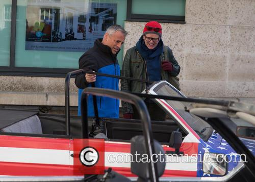 Matt Leblanc and Chris Evans 2