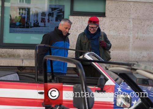 Matt Leblanc and Chris Evans 3