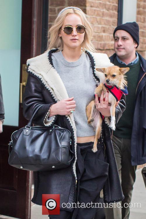 Jennifer Lawrence and Pippi 2