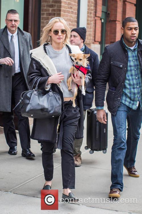 Jennifer Lawrence and Pippi 3