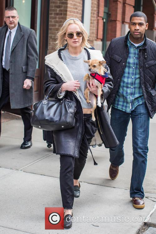 Jennifer Lawrence and Pippi 4