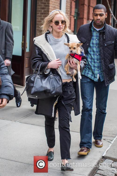 Jennifer Lawrence and Pippi 5