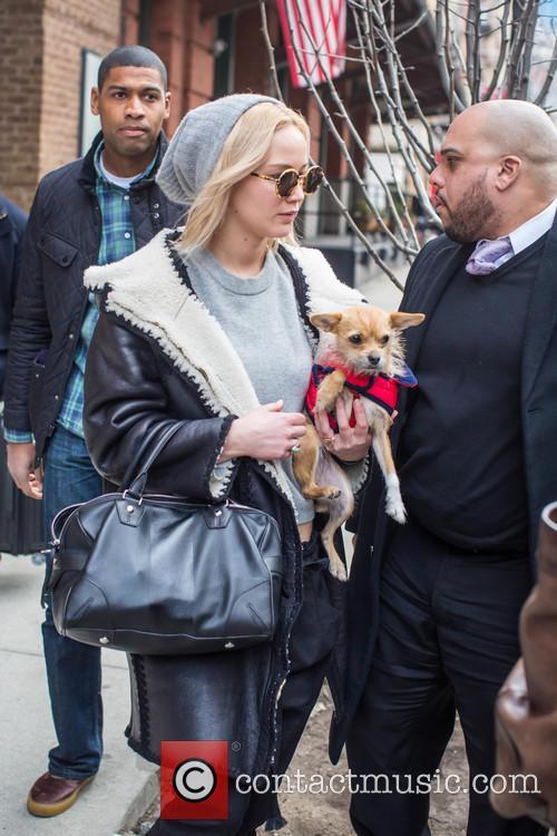 Jennifer Lawrence and Pippi 6