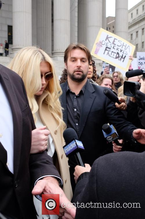 Kesha's Mother Pebe Sebert Drops Dr. Luke Counterclaims