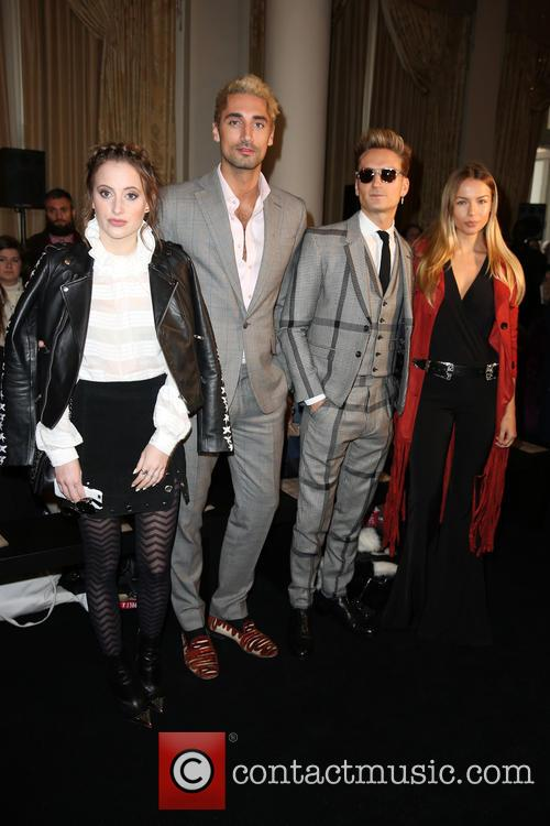 Rosie Fortescue, Hugo Taylor, Oliver Proudlock and Emma Louise Connolly 4