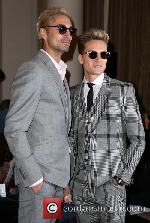 Hugo Taylor and Oliver Proudlock 2