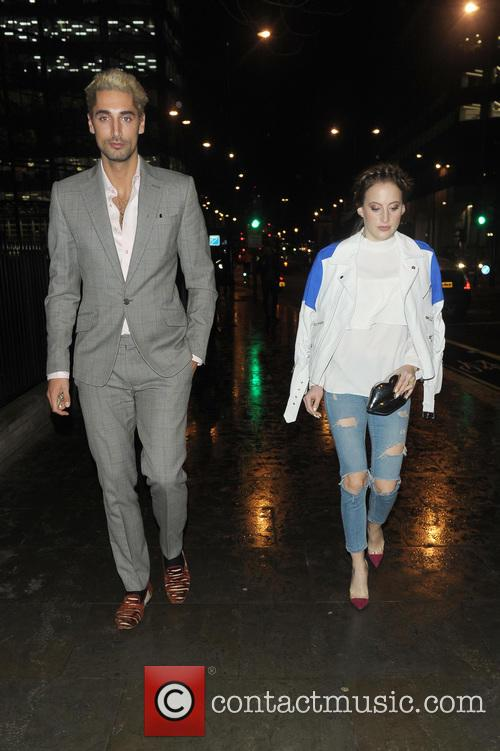 Rosie Fortescue and Hugo Taylor 1