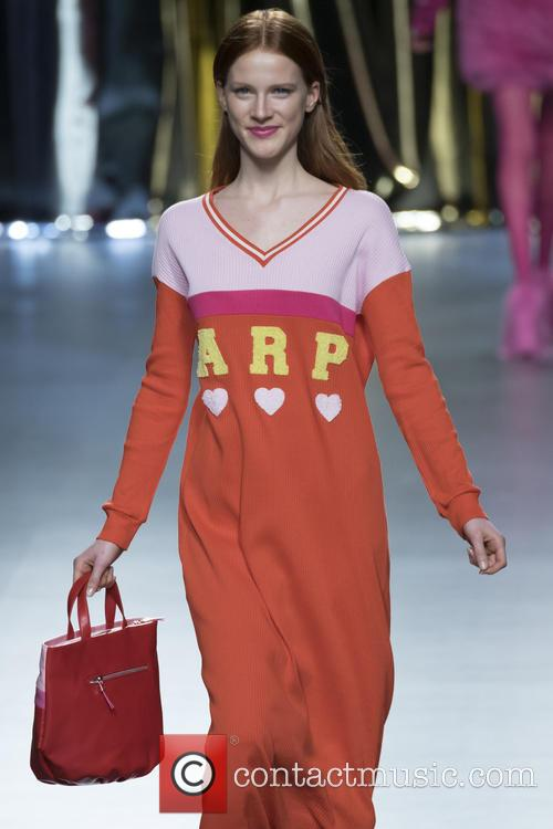 Madrid Fashion Week Fall/Winter 2016/17 - Ágatha Ruíz...