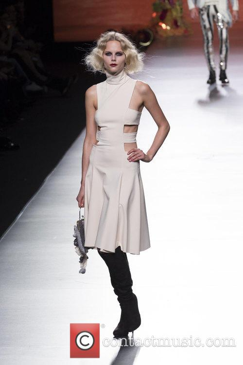 Madrid Fashion Week Fall, Winter, Francis Montesinos and Catwalk 4