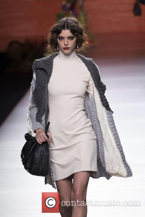 Madrid Fashion Week Fall, Winter, Francis Montesinos and Catwalk 5