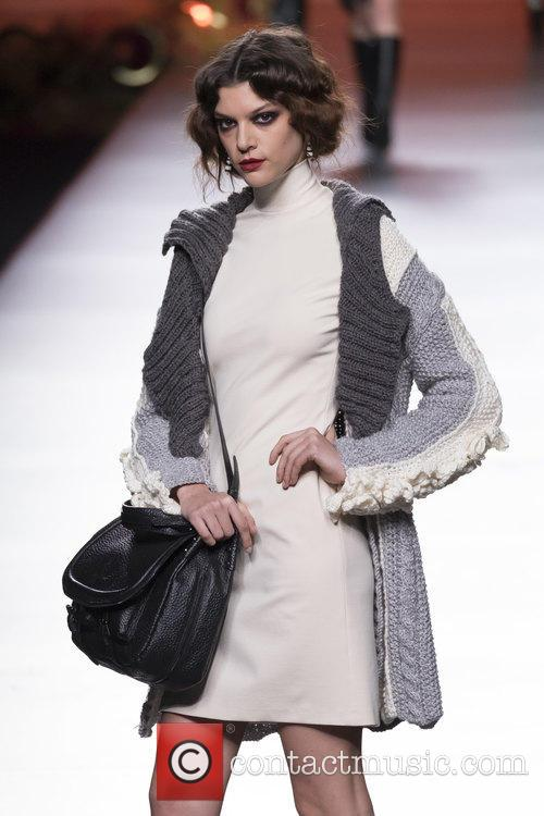 Madrid Fashion Week Fall, Winter, Francis Montesinos and Catwalk 6