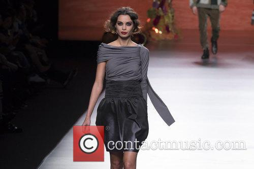 Madrid Fashion Week Fall, Winter, Francis Montesinos and Catwalk 7