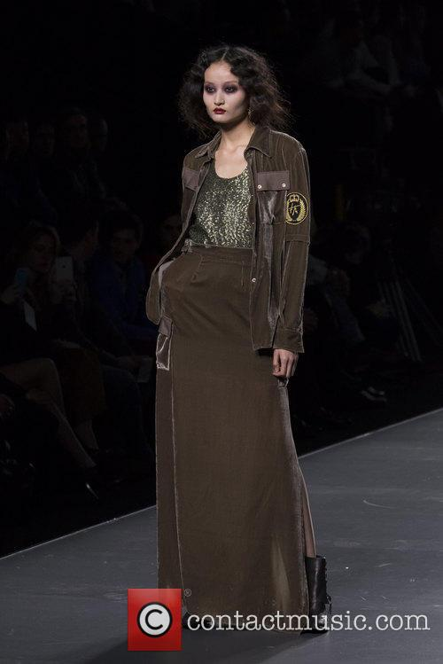 Madrid Fashion Week Fall, Winter, Francis Montesinos and Catwalk 9