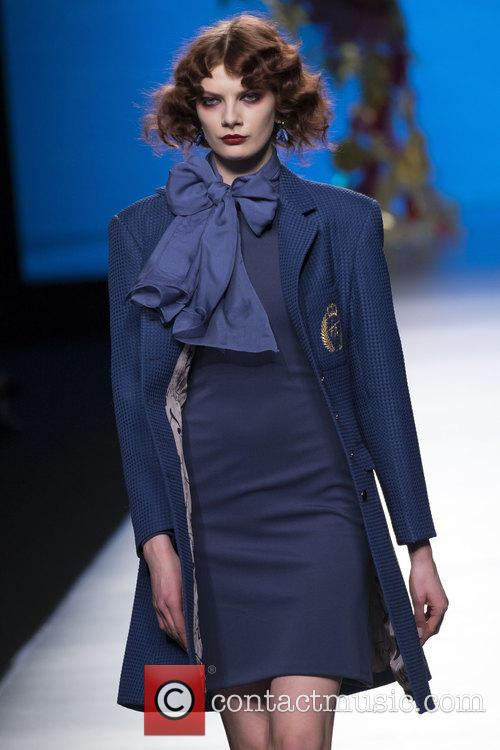 Madrid Fashion Week Fall, Winter, Francis Montesinos and Catwalk 11