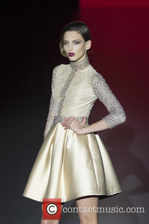 Madrid Fashion Week Fall/Winter 2016/17 - Hannibal Laguna...