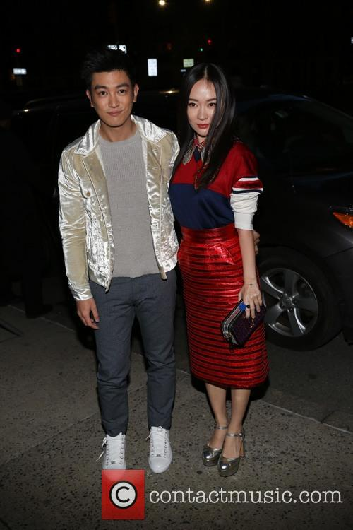 Marc Jacobs and Tiffany Tang 2