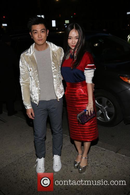Marc Jacobs and Tiffany Tang 3
