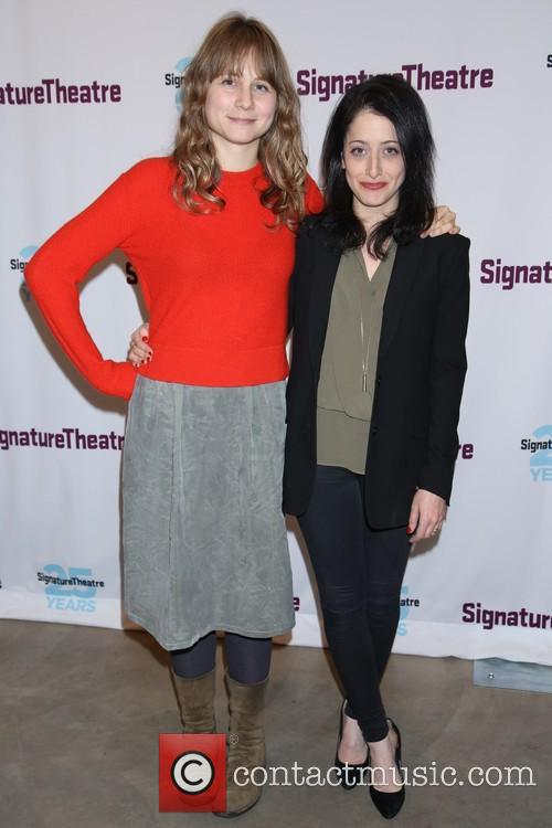 Annie Baker and Lila Neugebauer 1
