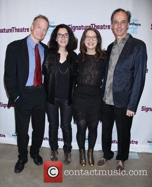 Bill Irwin, Tina Landau, Shaina Taub and David Shiner 3