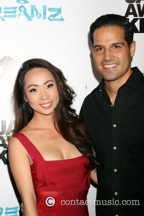 Richard Laguna and Lisa Song 1