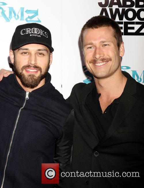 Ryan Guzman and Glen Powell
