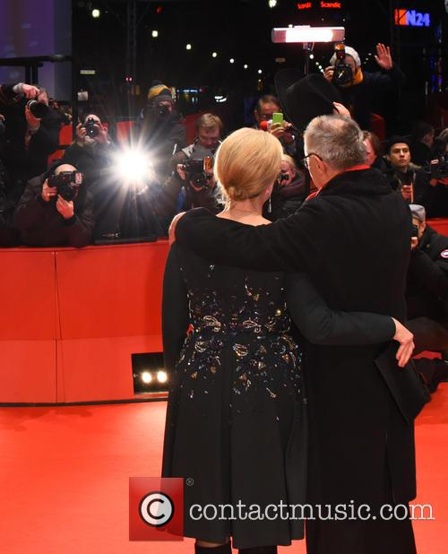 Meryl Streep and Dieter Kosslick 1