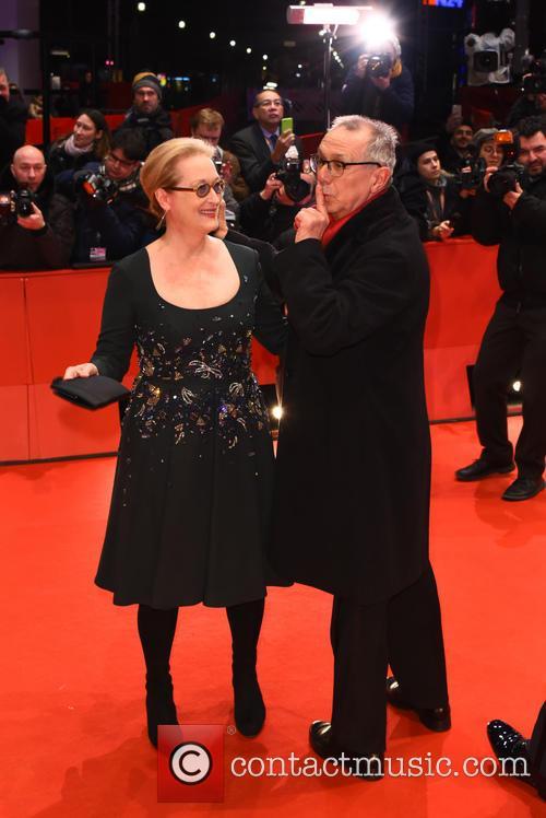 Meryl Streep and Dieter Kosslick 3