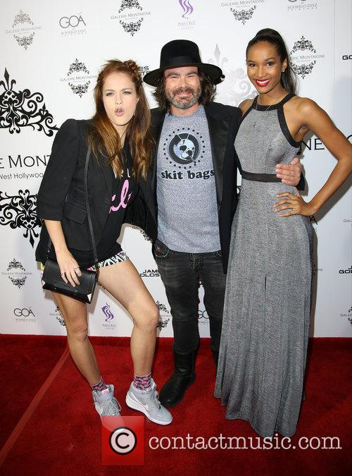 Alexis Knapp, Mickey Gooch and Krystal Harris 1