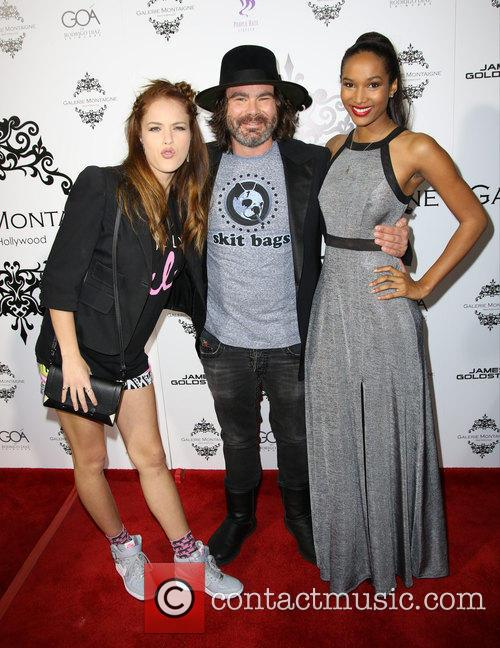 Alexis Knapp, Mickey Gooch and Krystal Harris 2