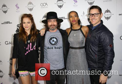 Alexis Knapp, Mickey Gooch, Krystal Harris and Mike Hermosa 4