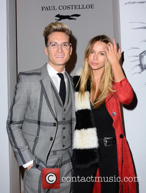 Oliver Proudlock and Emma Lou Connolly 1