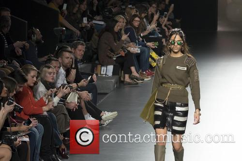 Madrid Fashion Week Autumn, Winter, Anna Locking and Catwalk 11