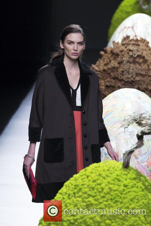 Madrid Fashion Week Autumn, Winter, Ion Fiz and Catwalk 1