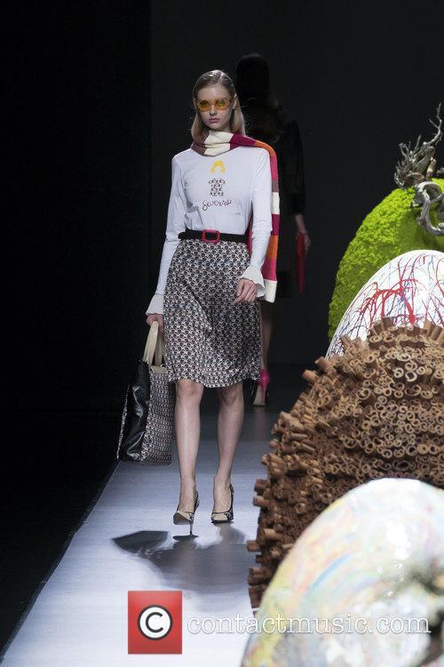 Madrid Fashion Week Autumn, Winter, Ion Fiz and Catwalk 2
