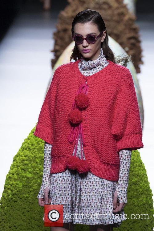 Madrid Fashion Week Autumn, Winter, Ion Fiz and Catwalk 3