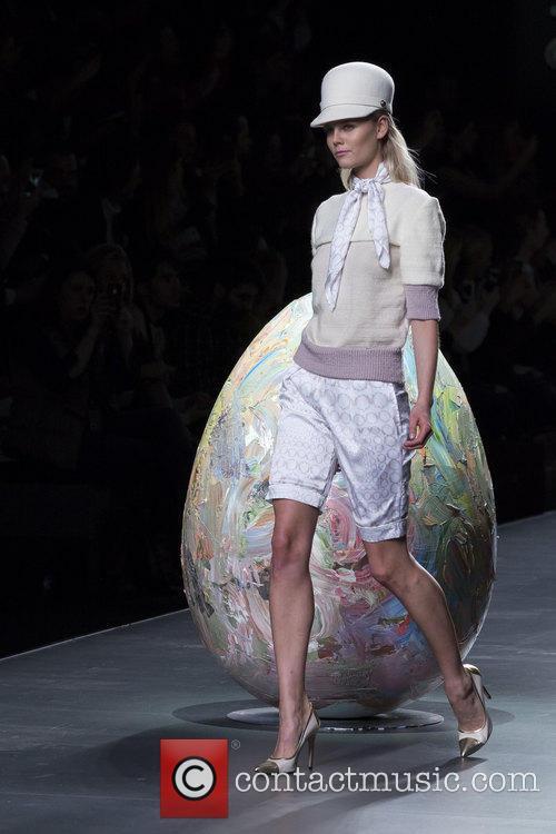 Madrid Fashion Week Autumn, Winter, Ion Fiz and Catwalk 4