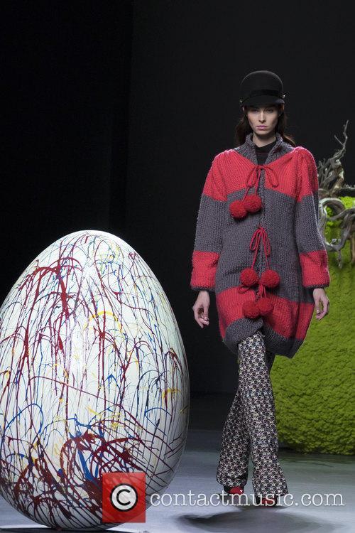Madrid Fashion Week Autumn, Winter, Ion Fiz and Catwalk 5