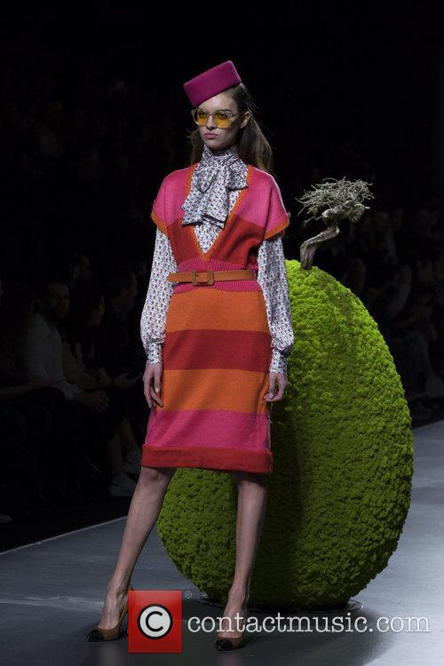 Madrid Fashion Week Autumn, Winter, Ion Fiz and Catwalk 8