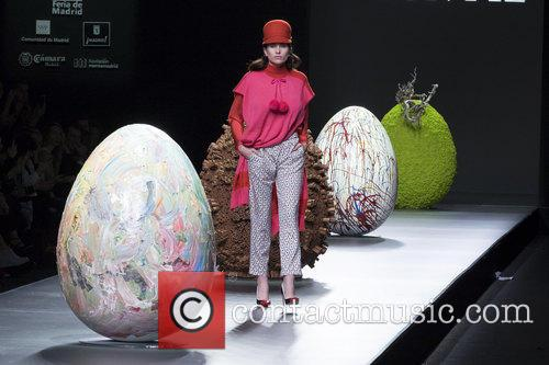 Madrid Fashion Week Autumn, Winter, Ion Fiz and Catwalk 9