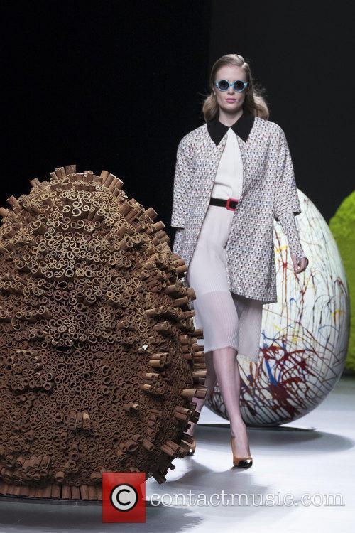 Madrid Fashion Week Autumn, Winter, Ion Fiz and Catwalk 11