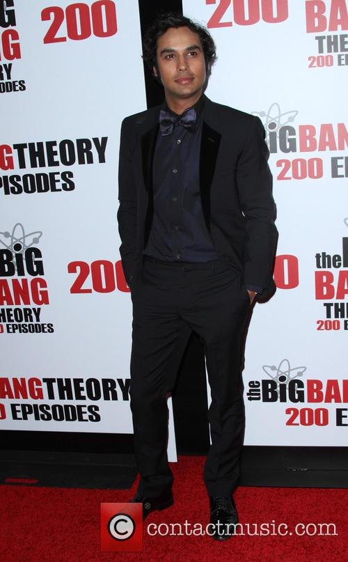 'The Big Bang Theory' 200th episode party