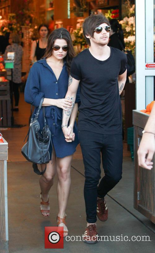 Louis Tomlinson and Danielle Campbell 7