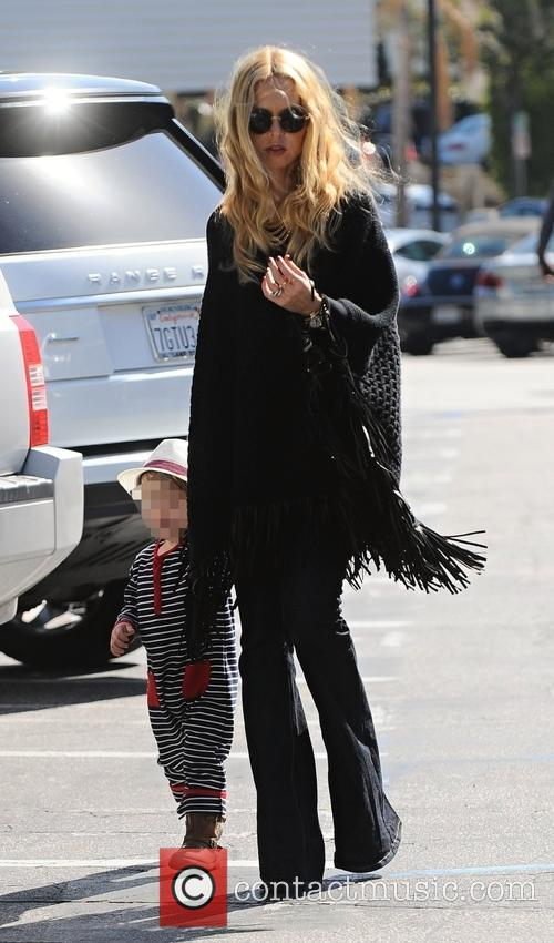 Rachel Zoe and Kaius Jagger Berman 8