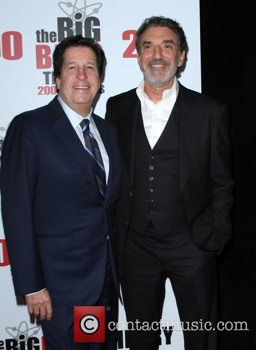 Peter Roth and Chuck Lorre 4