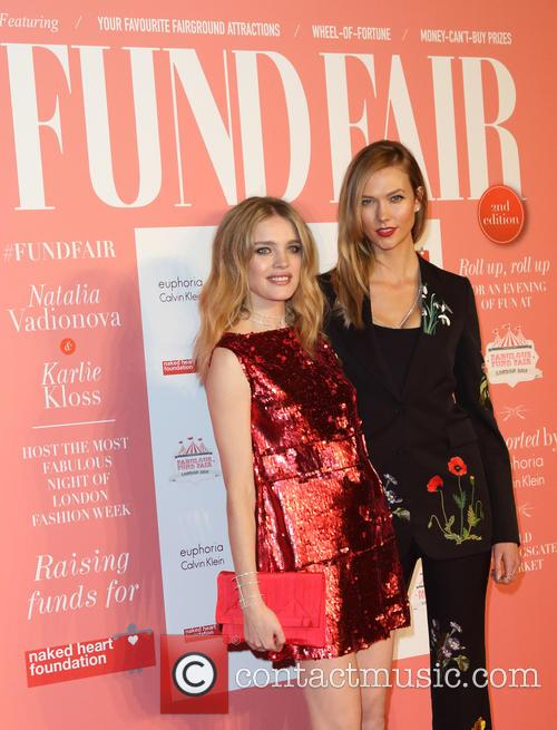 Natalia Vodianova and Karlie Kloss 8
