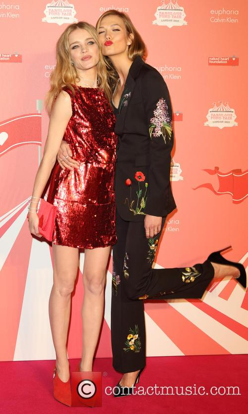Natalia Vodianova and Karlie Kloss 10