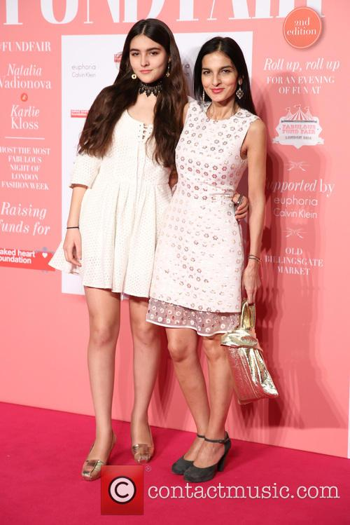 Yasmin Mills and Maddie Mills 1