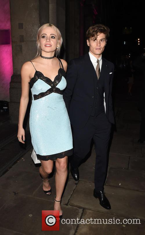 Pixie Lott and Oliver Cheshire 4