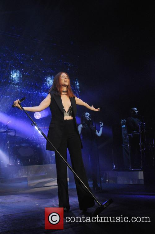 Jess Glynne performs at 02 Academy Brixton