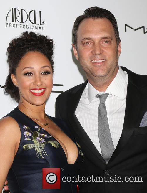 Tamera Mowry and Adam Housley 4